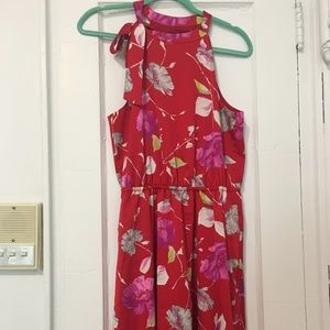 Banana Republic Floral Maxi dress